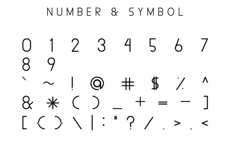 Aldora Futuristic Font - Dafont Free