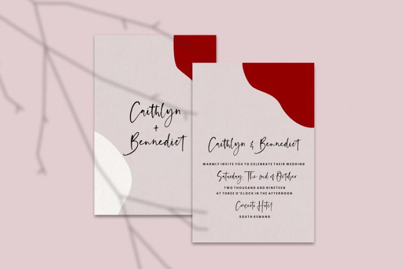 Anastacy Handlettered Font-2
