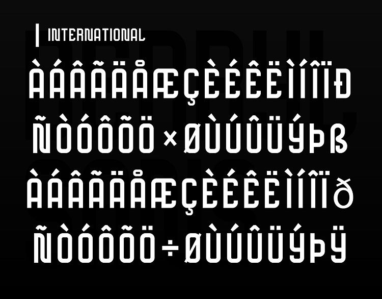 Berryl Sans Serif Font-2