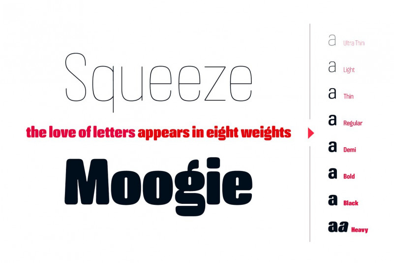 Crossfit Font Family-2