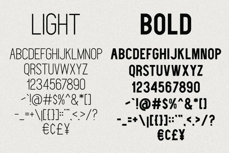 Deflagrate Font Family-3