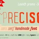 Impreciso Handmade Font Family