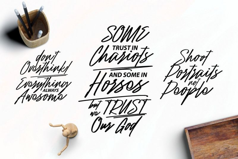 Raidden Script Font Family-2