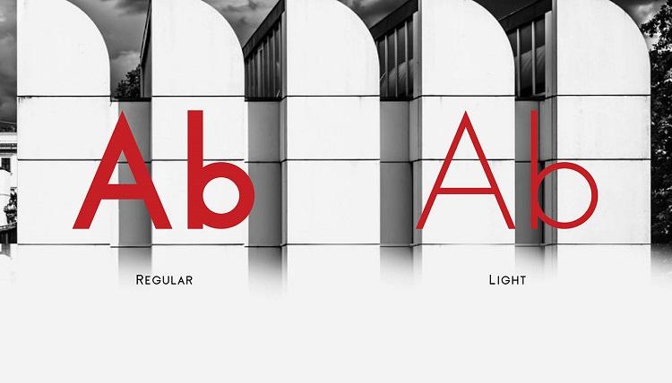 Sauber Typeface-2