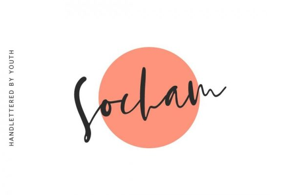 Socham Script Font