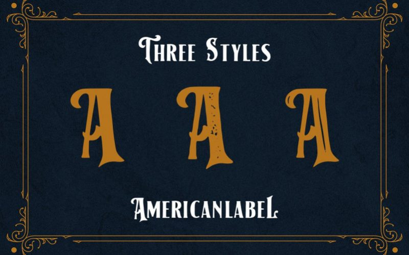 American Typeface-2