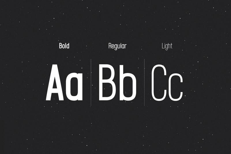 Bael Font Family-2