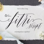 Fitri Script Font