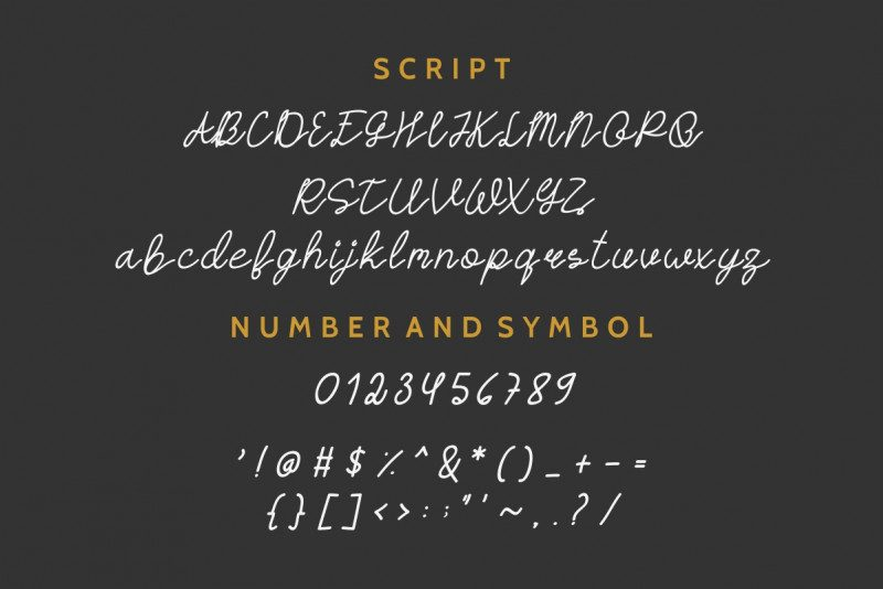 Haston Classic Font Duo-3