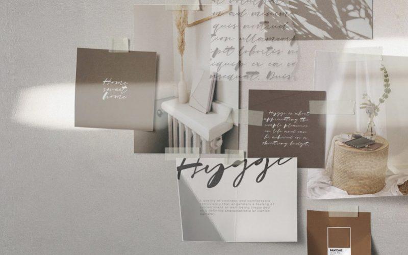Hygge Home Brush Font-2