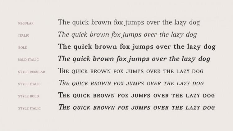 Irianis Typeface-2