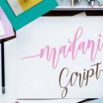 Madani Script Font
