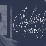 Sidoraby Script Font