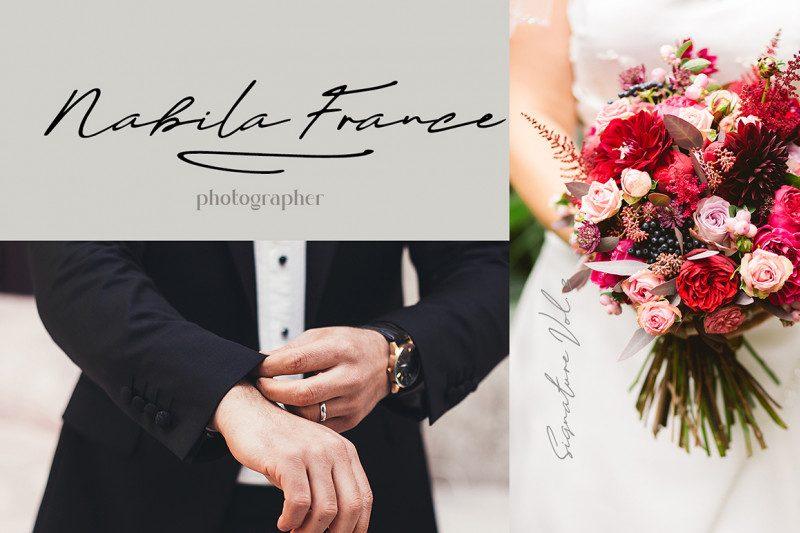 Sophia Bella Signature Font-3