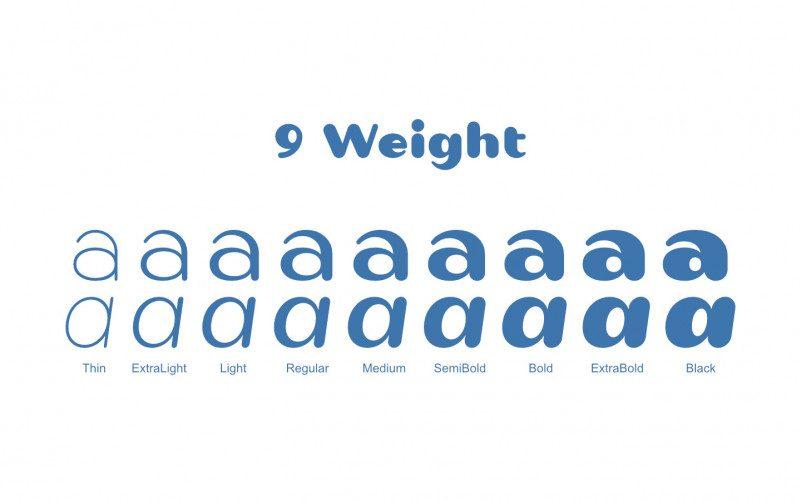 Thanmon Sans Serif Font-4