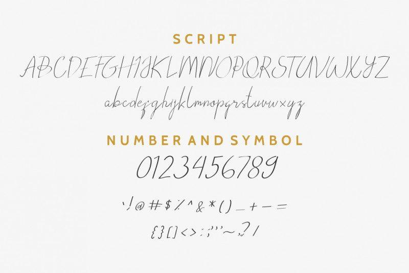 Victorisa Typeface-3