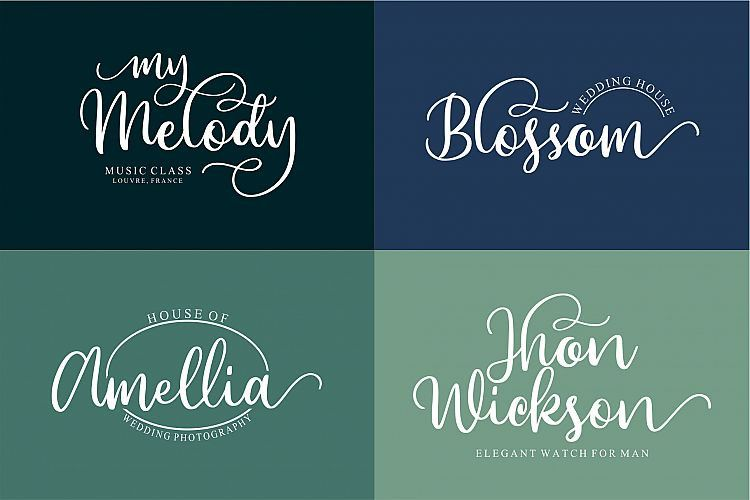 Beyonce Calligraphy Font-2