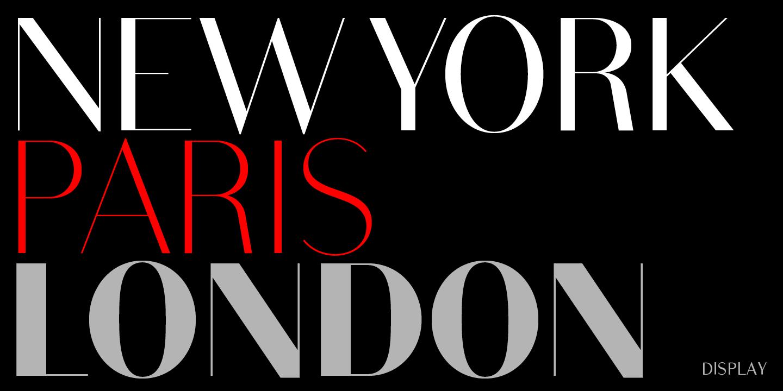 Bodoni Sans Text Font Family-2