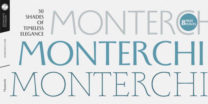 Monterchi Font Family-2