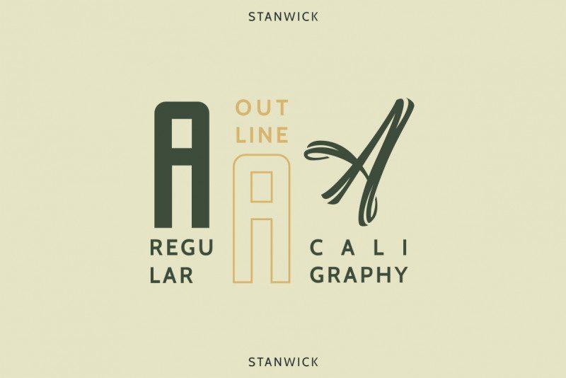 Stanwick Font Duo-2