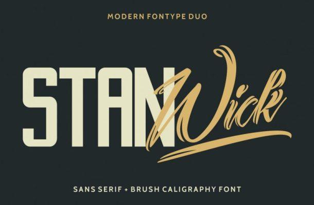 Stanwick Font Duo
