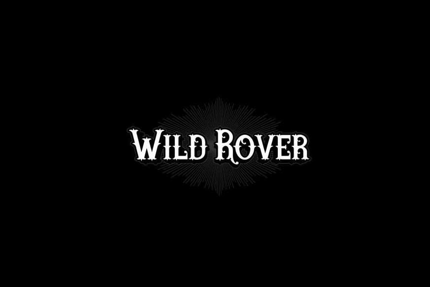 Wild Rover Font-1