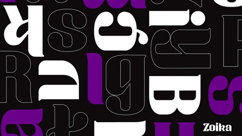 Zoika Typeface-2