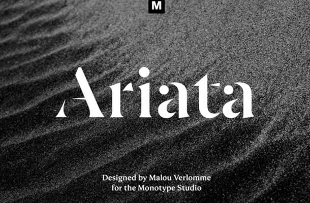 Ariata Font Family