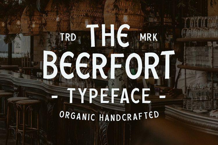 Beerfort Font Duo
