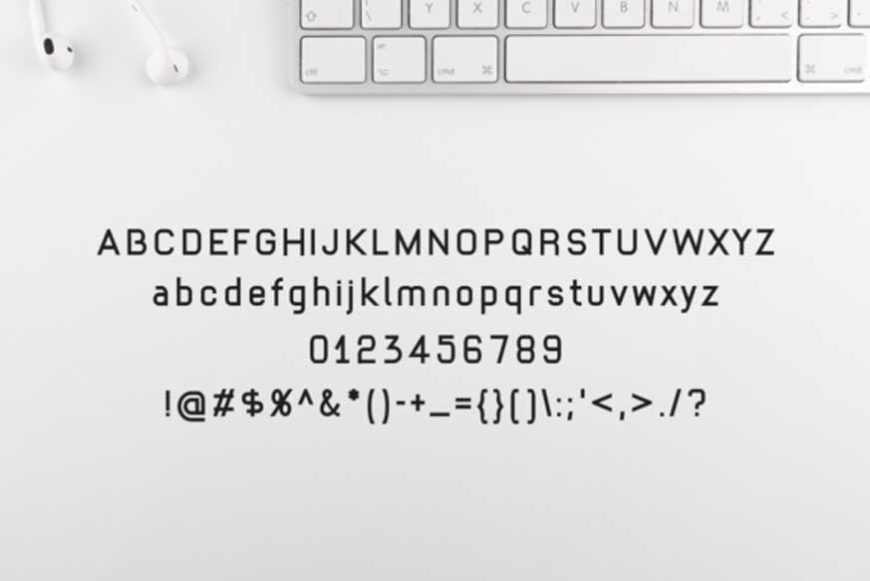 Bigdon Font-3
