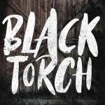 Black Torch Dry Brush Font
