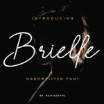Brielle Handwritten Free Font