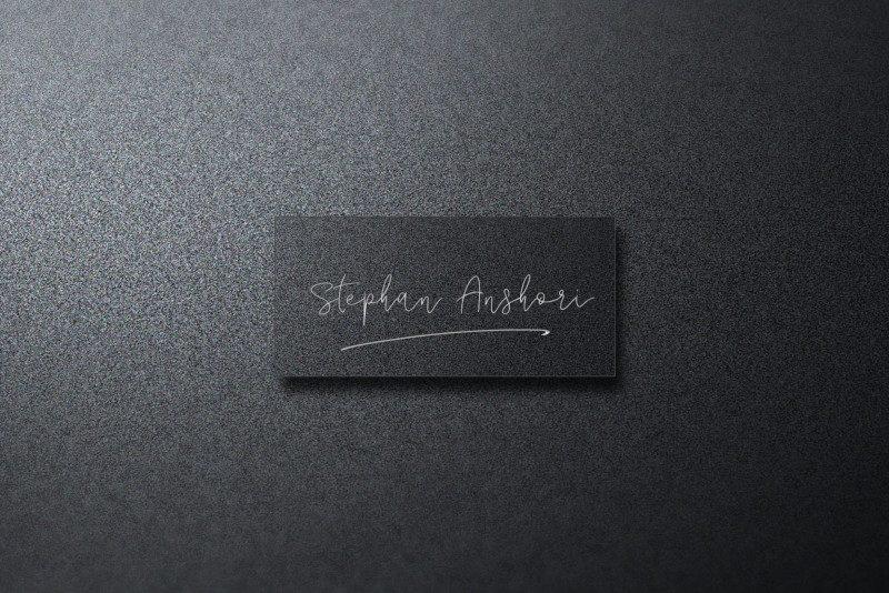 Corline Signature Font-3