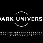 Dark Universe Free Font