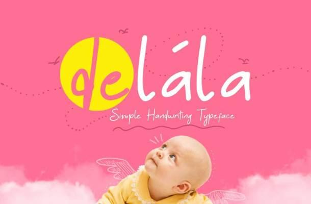 Delala Font