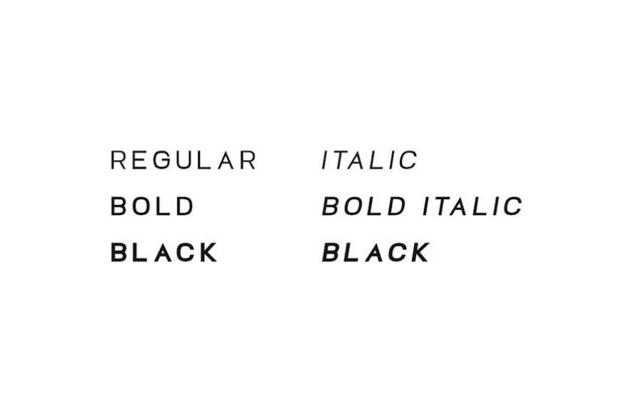 FOSLIN Minimal Sans Serif Font-3