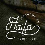 Haifa Font