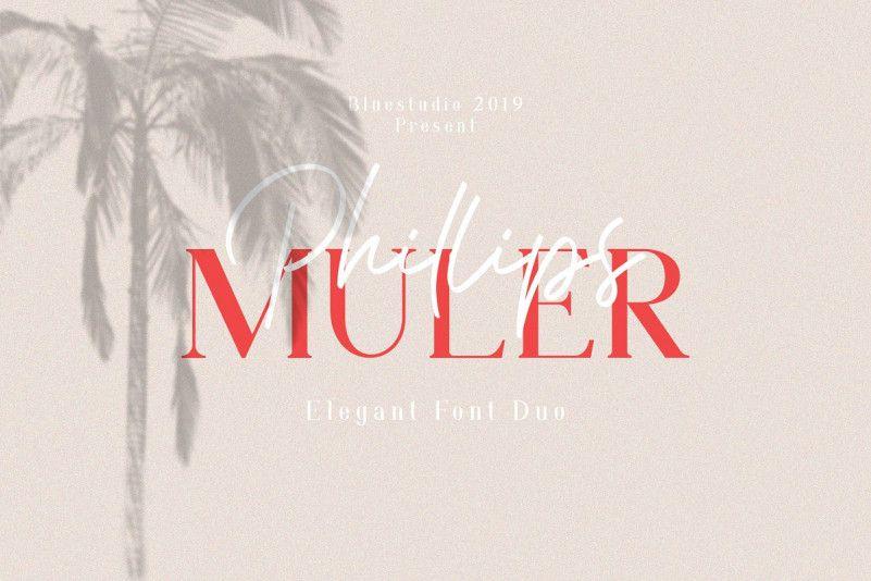 Phillips Muler Font Duo-1