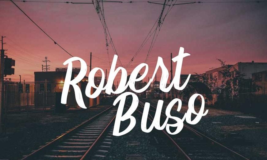 Robert Buso Brush Font-1