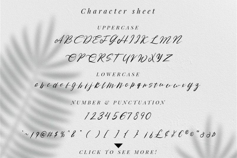 Rose Malow Script Font-3