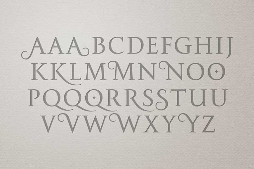 Transcend Font Family-4