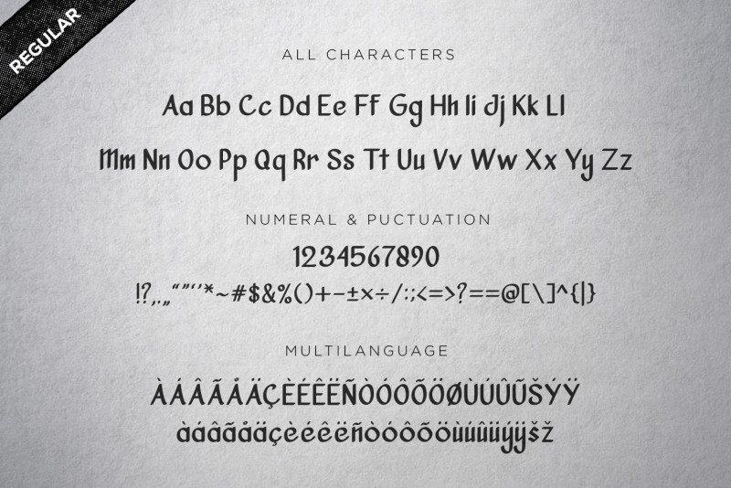 Vanjar Sans Serif Font-2