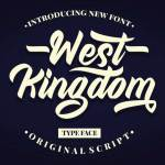 West Kingdom Font