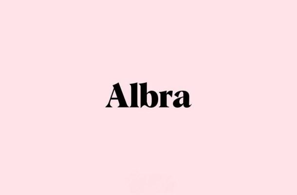 Albra Font Family