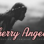 Cherry Angela Script Font