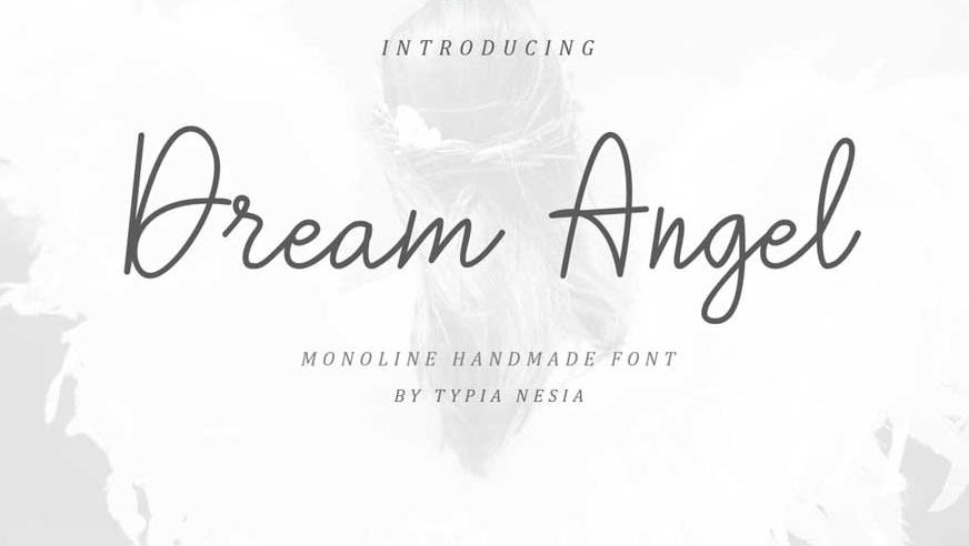 Dream-Angle-Font-1