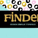 Finder Font