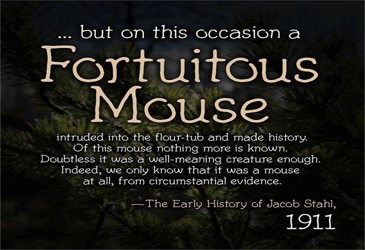 Fortuitous Mouse Font-1