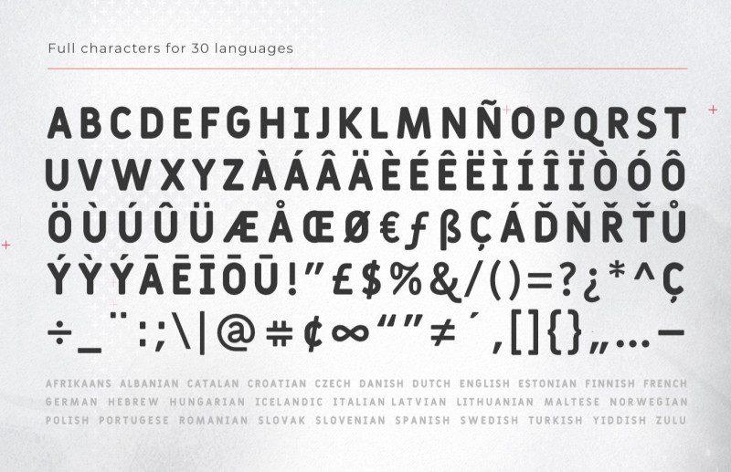 Fulbo Typeface-4