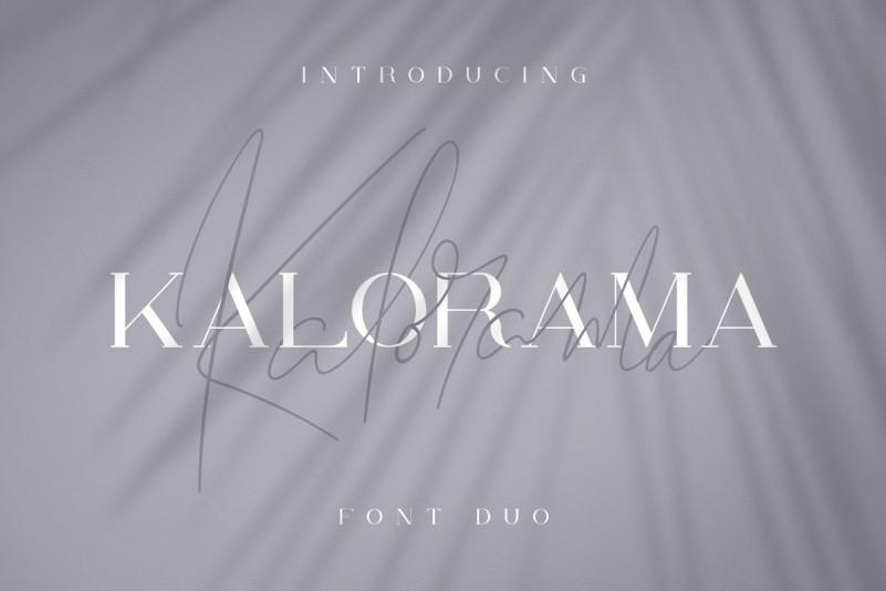 Kalorama Font Duo-1